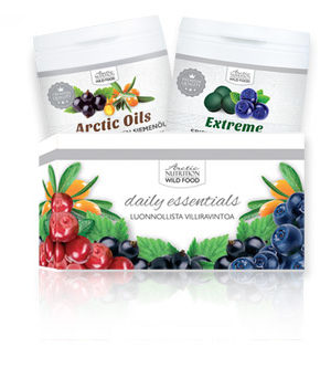 Wild Food ARCTIC Basic Pack