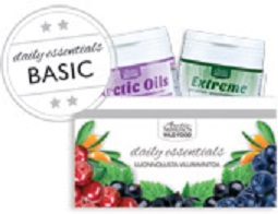 Wild Food ARCTIC Basic Pack