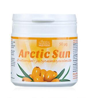 ARCTIC NUTRITION Wild Food - ARCTIC SUN
