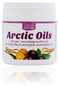 ARCTIC OILS - Kaikki tärkeimmät rasvahapot.