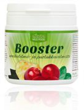 BOOSTER - Luonnon oma energiapommi