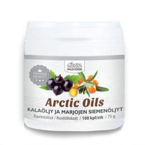 ARCTIC NUTRITION FINLAND - Wild Food - ARCTIC OILS