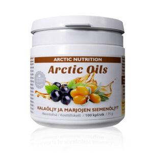 ARCTIC NUTRITION FINLAND - Wild Food - ARCTIC OILS