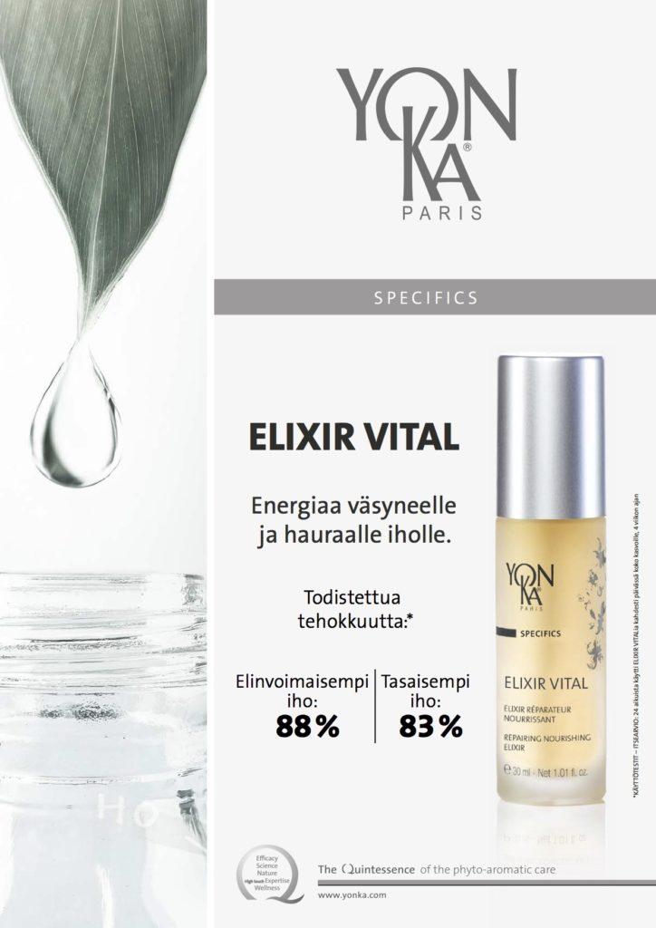 Yon-Ka Elixir Vital