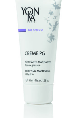 CREME PG -rasvainen iho