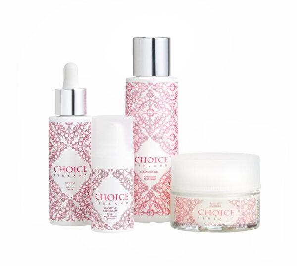 CHOICE Finland Nature Cosmetics, 100% Vegan