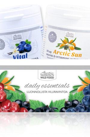 ARCTIC NUTRITION Wild Food - ARCTIC SUN & VITAL