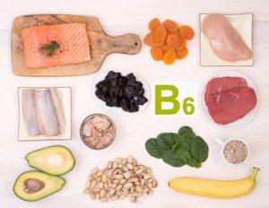 B6 vitamiinilähteitä ravinnosta - ravinto ja ihosi hyvinvointi