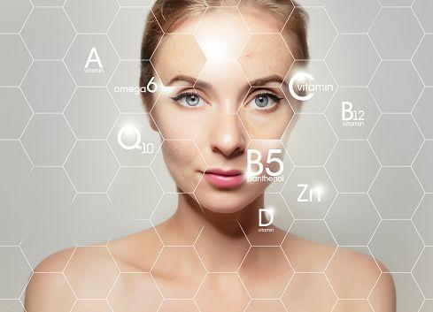 Vitamiineja iholle