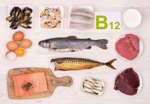 B12 vitamiinin lähteitä ravinnosta - ravinto ja ihosi hyvinvointi