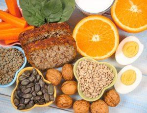 B1 (thiamine) sisältäviä ravintoaineita ruokavaliossa - ravinto ja ihosi hyvinvointi