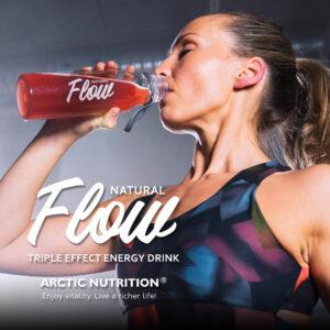 Flow - energiajuoma